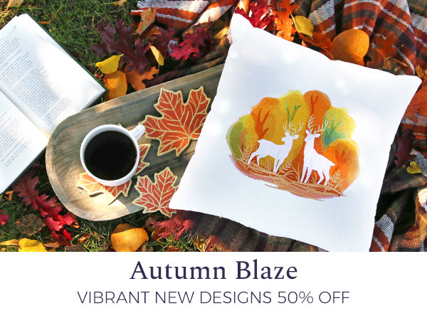 Urban Threads - Autumn Blaze