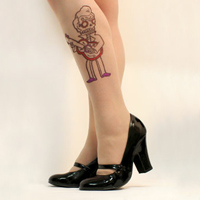 Tattoo Tights_image