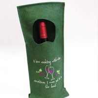 Wine Bottle Cozy_image