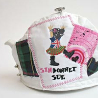 Punk Rock Tea Cozy_image