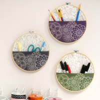 No Sew Wall Pocket_image