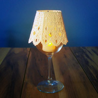 Lace Lampshade_image