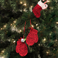 Lace Pocket Ornament_image