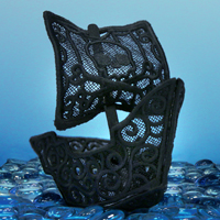 Lace Pirate Ship_image