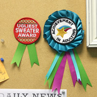 Award Winning Ribbons_image