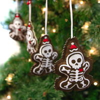 Raw Edge Stuffie Ornaments_image