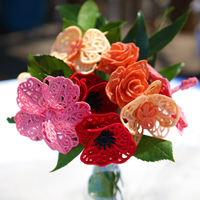 Blooming Lace Bouquet_image