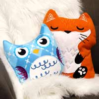 Animal Plush Kits_image