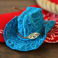 Lace Cowgirl Hat_image