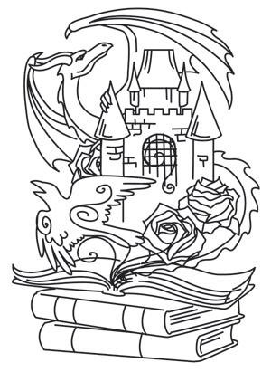 coloring pages urban art - photo#7