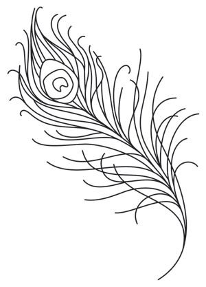 found in birds feathers birds peacocks pretty peacock feather uth6505 ... Peacock Pattern Outline