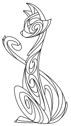 coloring pages urban art - photo#24