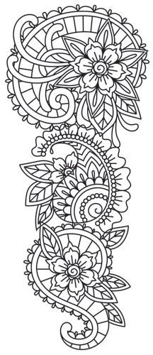 coloring pages urban art - photo#40