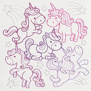 Creature Feature - Unicorn Party_image