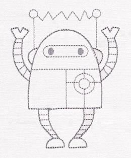 Creature Feature - Robot 1_image
