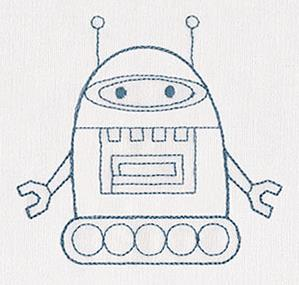 Creature Feature - Robot 2_image