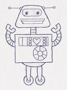 Creature Feature - Robot 3_image