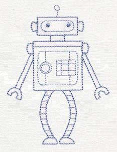 Creature Feature - Robot 4_image