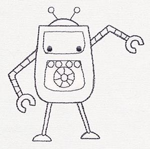 Creature Feature - Robot 5_image