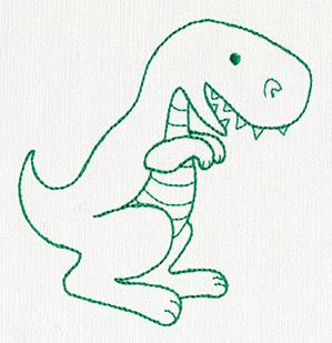 Creature Feature - Dinosaur 3_image