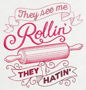 Spice It Up - They See Me Rollin'_image