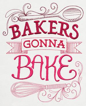Spice It Up - Bakers Gonna Bake_image