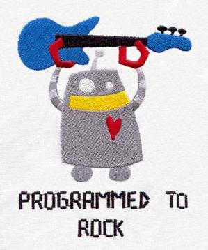 Programmed to Rock_image