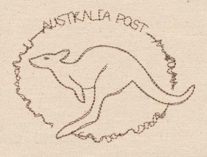 Passport to Australia - Postmark_image