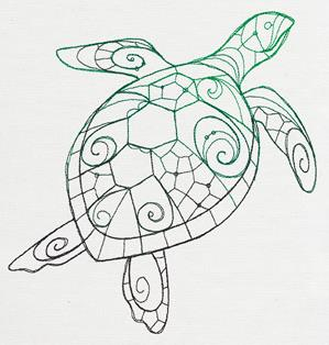 The Delicate Ones - Sea Turtle_image