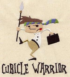 Mr. Cubicle Warrior_image