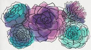 Painted Succulents_image