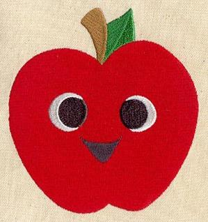 Edible Threadable Apple_image