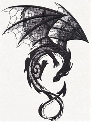 Dark Creatures - Dragon_image