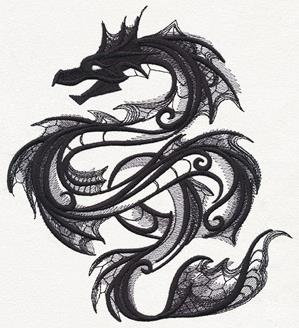 Dark Creatures - Sea Serpent_image