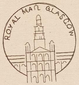 Passport to Scotland - Postmark_image