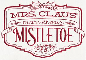 ApotheMerry - Mrs. Claus' Marvelous Mistletoe_image