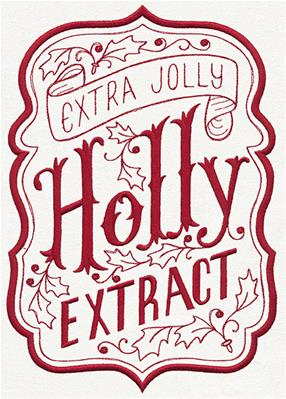 ApotheMerry - Extra Holly Jolly Extract_image