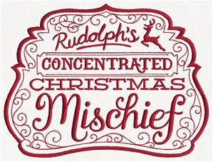 ApotheMerry - Rudolph's Concentrated Mischief_image