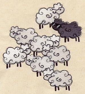 The Black Sheep_image
