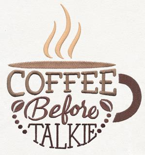 Coffee Break - Coffee Before Talkie_image