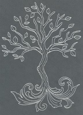 Chic Needlework - Tree_image