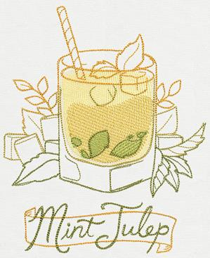 Happy Hour - Mint Julep_image
