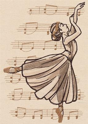 Beautiful Music - Ballerina_image