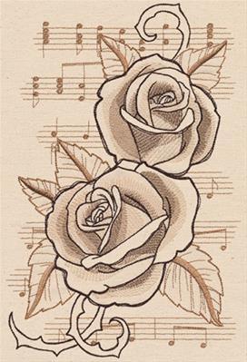 Beautiful Music - Roses_image