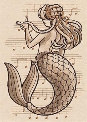 Beautiful Music - Mermaid_image