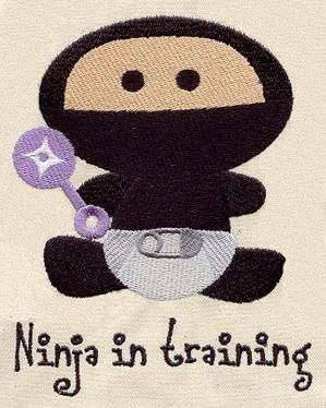 Ninja in Training_image