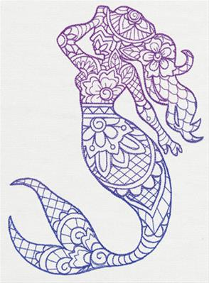 Mendhika Mermaid_image