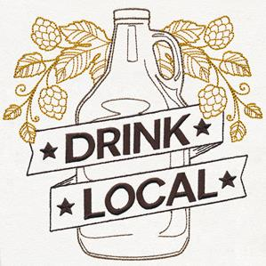 Craft Brew - Drink Local_image