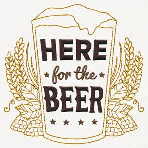 Craft Brew - Here for the Beer_image