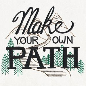 Inspiring Adventure - Make Your Own Path_image